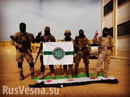Последняя армия боевиков вСирии, 49 бригада «коммандос» и активизация аэроразведки