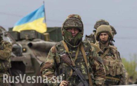Психи самоуничтожаются: На Донбасс прибыли спецгруппы, чтобы спасти ВСУ от самих себя (ВИДЕО)