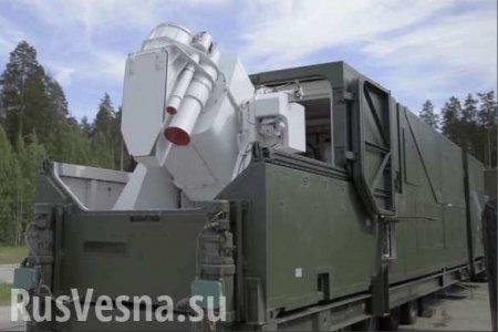 Боевой лазер «Пересвет» приспособят для ВКС