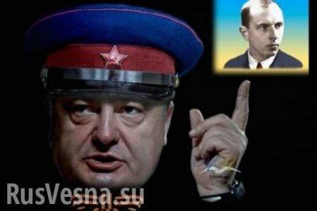 У нацистов проблемы: На Украине меняется политика Института нацпамяти