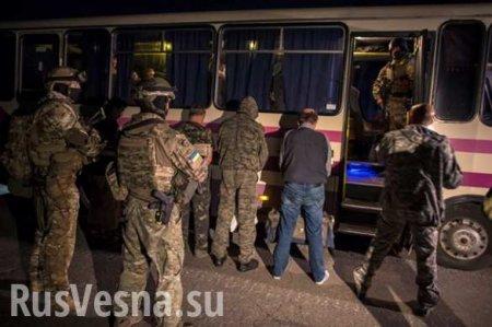 Перед обменом: условия содержания украинских пленных в ДНР (ВИДЕО)