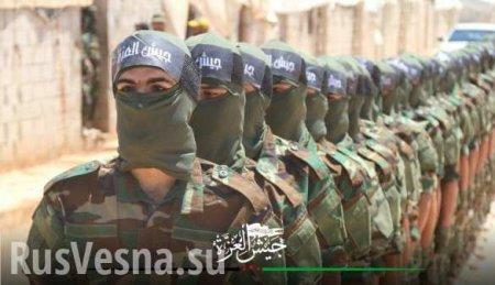 Против ЧВК «Вагнера»: сотни сирийских боевиков прибыли на войну в Ливию (ВИ ...