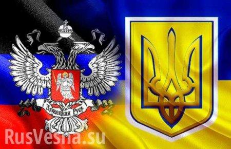 Итоги года. Цены ДНР и Украины