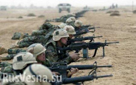 Война 2020: США перебрасывают войска для новой схватки в Ираке (ФОТО)