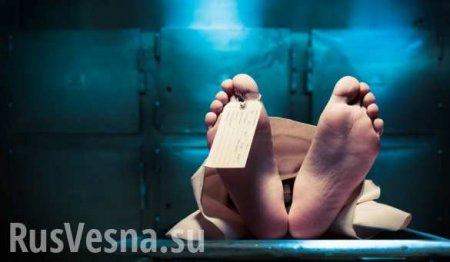 Украинский каратель самоуничтожился на Донбассе (ФОТО)