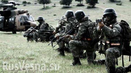Развёртывание турецких войск вЛивии: Эрдоган согласует план сПутиным