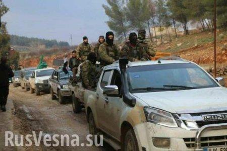 Сирийские боевики массово летят в Ливию: Дамаск готовит жёсткий ответ