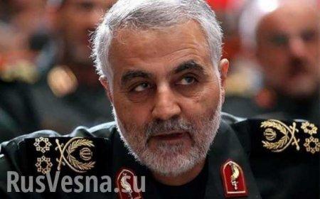 НАТО открестилось от убийства генерала Сулеймани