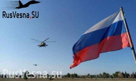 «Крокодилы» внебе! — КакАрмия России остановила войну награнице Сирии и ...