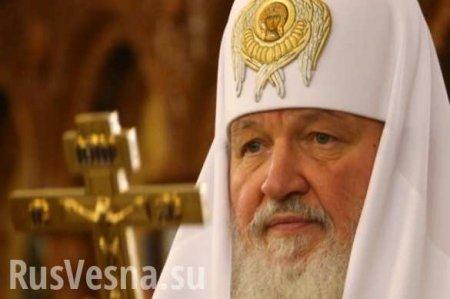 Испытание Украиной и большое событие 2020-го — Рождественское интервью Патриарха Кирилла (ВИДЕО)
