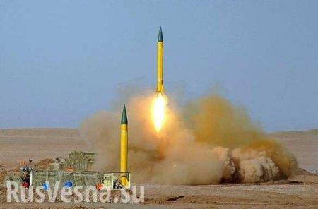 Это позор: Армия США выпустила заявление о ракетных ударах Ирана по америка ...