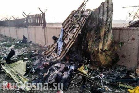 Госдеп сделал заявление по крушению украинского самолёта в Иране