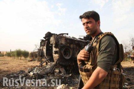 В Сирии уничтожена группа турецкого спецназа (ФОТО)