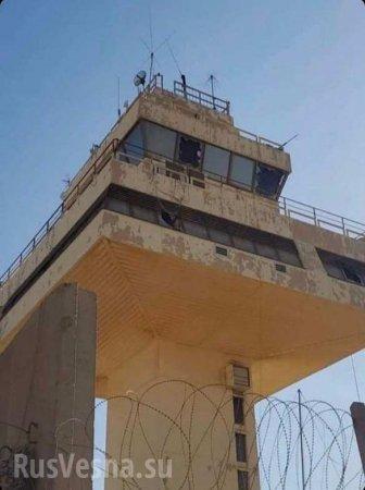 Новые кадры последствий ракетного удара Ирана по базе США (ФОТО)