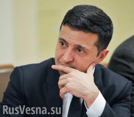 Зеленский сделал заявление после сообщений опопадании ракеты вукраинский  ...