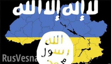 Киев объявил «священную войну» Крыму