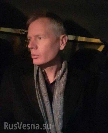На протестах в Тегеране был задержан посол Великобритании (ФОТО)
