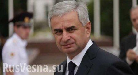 «Сурков разрулил» — президент ушёл вотставку, политический кризис вАбхазии исчерпан, на улицах стрельба (ВИДЕО)