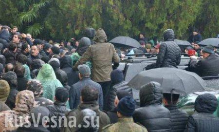 Абхазию жёстко мандаринит — анашМИДдаже озабоченность невыразил (ВИДЕО)