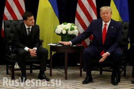 Посол Украины в США рассказал о «химии» между Зеленским и Трампом