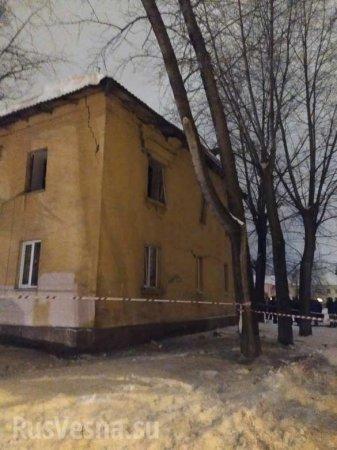 Взрыв бытового газа в жилом доме Уфы, пострадал весь подъезд (ФОТО, ВИДЕО)