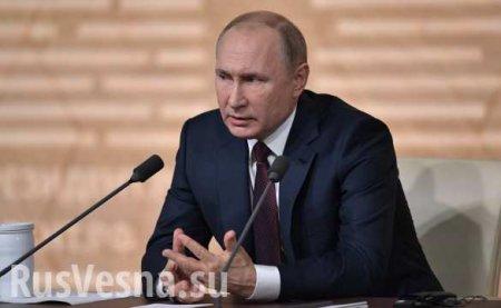 Путин оценил возможность бессрочного правления президента