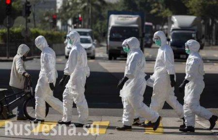 Адский коронавирус всё ближе: зафиксирован первый случай смерти на границе  ...