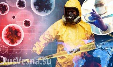 На Украине зафиксировали три случая подозрения на заражение коронавирусом ( ...