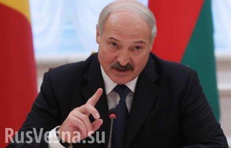 Лукашенко одобрил изменение газового контракта с Россией