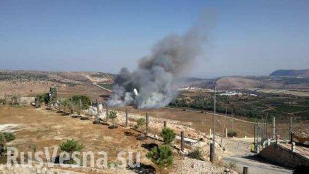 Жемчужина Востока в огне: союзник Сирии сбросил иго американских марионеток (ФОТО)