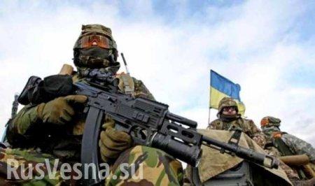 Каратели понесли потери в неравном «бою»: сводка ЛНР