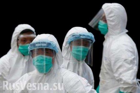 Перевалило за сто: число жертв коронавируса растёт