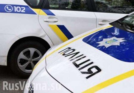 Допрос по-украински: допрашиваемый сбежал соружием иудостоверением полицейского
