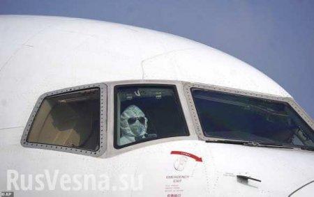 Бортпроводников срейса изКитая госпитализировали вМоскве сподозрением н ...