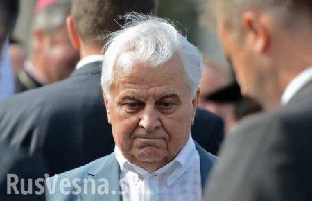 Никонов поставил на месте Кравчука из-за слов о «встрече» Гитлера и Сталина
