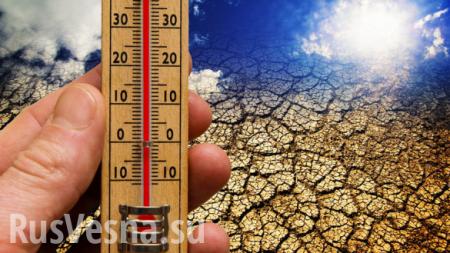 Ад на земле: планету накроет самое жаркое пятилетие
