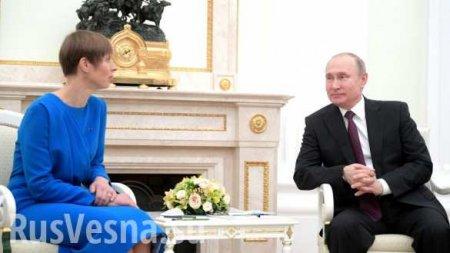 В Эстонии президента призывают «правильно поступить» 9 мая