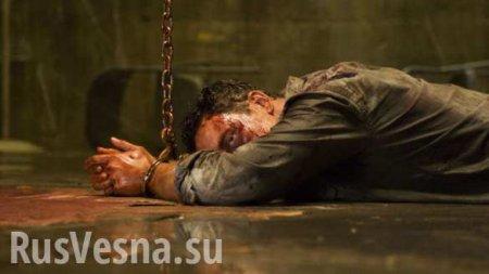 Украинский неофашист заявил, что русский нужен, чтобы допрашивать пленных ( ...