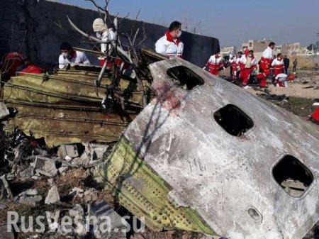 Иранский пилот видел, каквукраинский Боинг попала ракета — опубликована з ...
