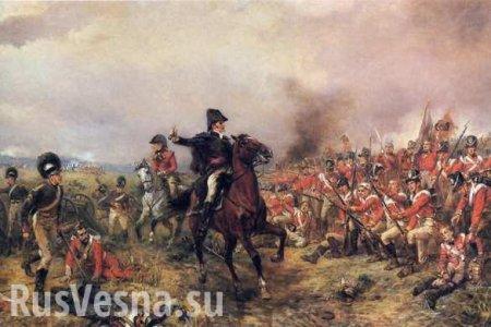 «Во всём виноваты пуговицы»: наЗападе «открыли тайну» победы русских над Наполеоном