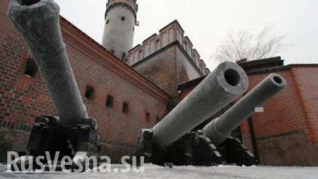 Разведка Литвы заявила о наращивании Россией военной группировки под Калининградом