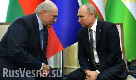«Момент истины наступил», — Лукашенко о встрече с Путиным
