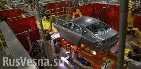 Европейский завод крупного автоконцерна готов остановить работу из-за эпидемии коронавируса