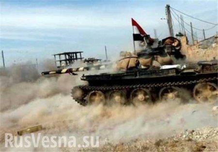 Стремительный удар САА в Идлибе: освобождены сотни населённых пунктов (ВИДЕО, КАРТА)