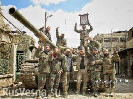 «Это вам за пацанов!» — оплот боевиков в Идлибе, где был сбит майор Филипов, взят к годовщине гибели Героя России (ВИДЕО)