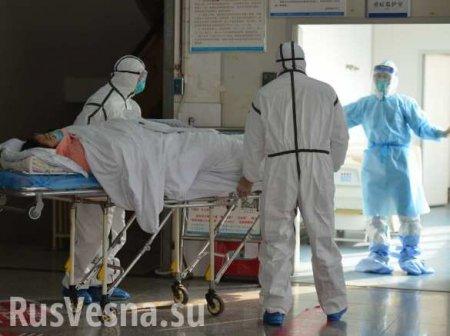 Число жертв коронавируса превысило число погибших во время эпидемии SARS