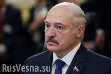 Роковая встреча: подавленный Лукашенко отказался беседовать с прессой после ...