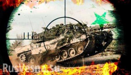 СРОЧНО: Первые кадры сожжённой колонны армии Турции, уничтоженной войсками  ...