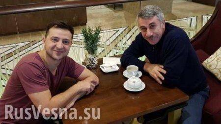 «Украину убивают, рыдать хочется», — доктор Комаровский жалуется майданному пропагандисту (ВИДЕО)