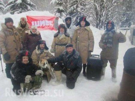 ВРоссии задержан один изизвестнейших ополченцев Донбасса